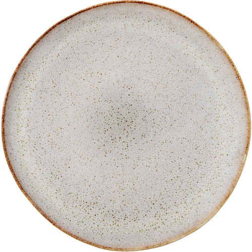 Bloomingville Sandrine Tallerken Grå Keramikk 22 cm 9fa8748e147a9