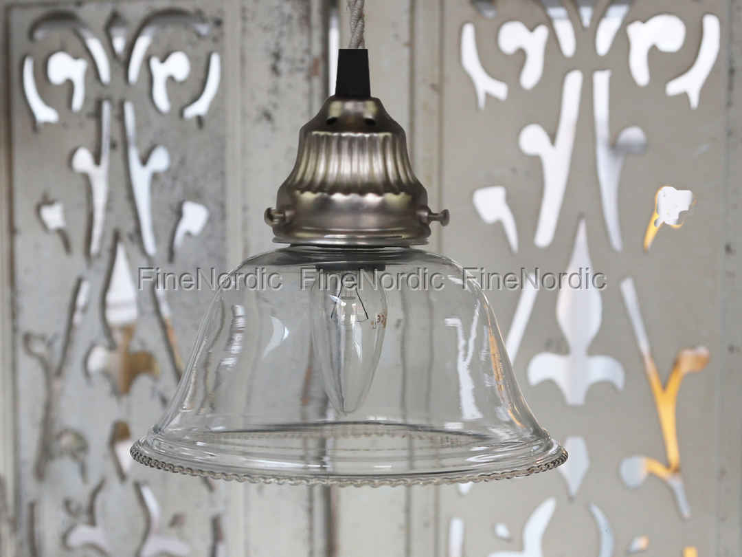chic antique lamper