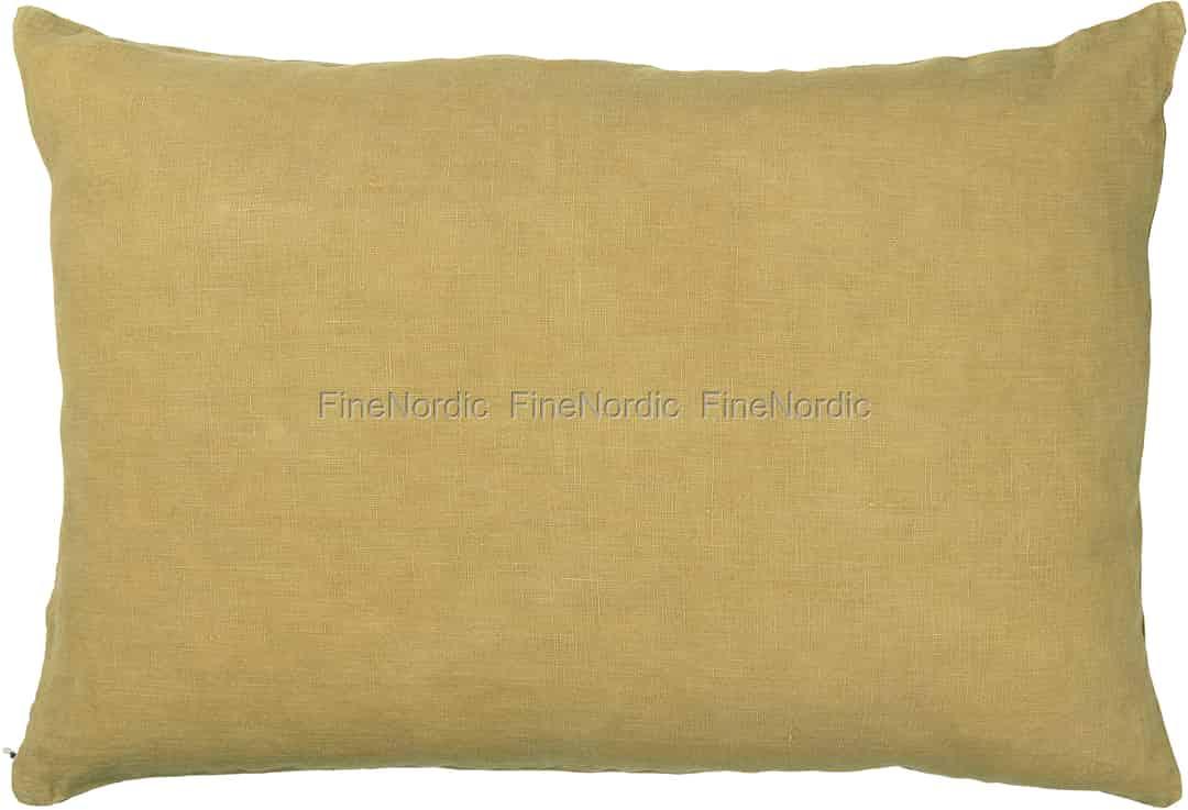 ib laursen putetrekk mustard 40 x 60 cm. Black Bedroom Furniture Sets. Home Design Ideas